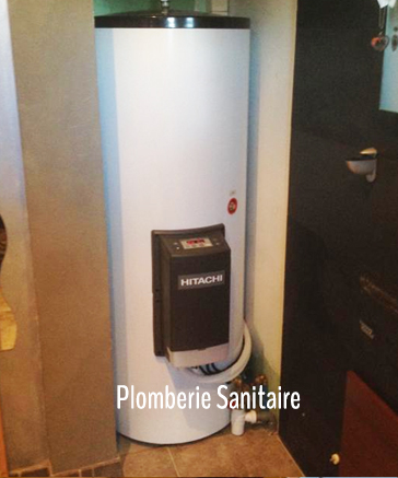 plomberie sanitaire